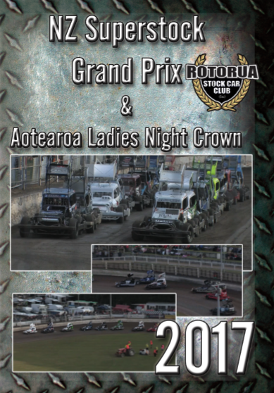 NZ Superstock Grand Prix DVD