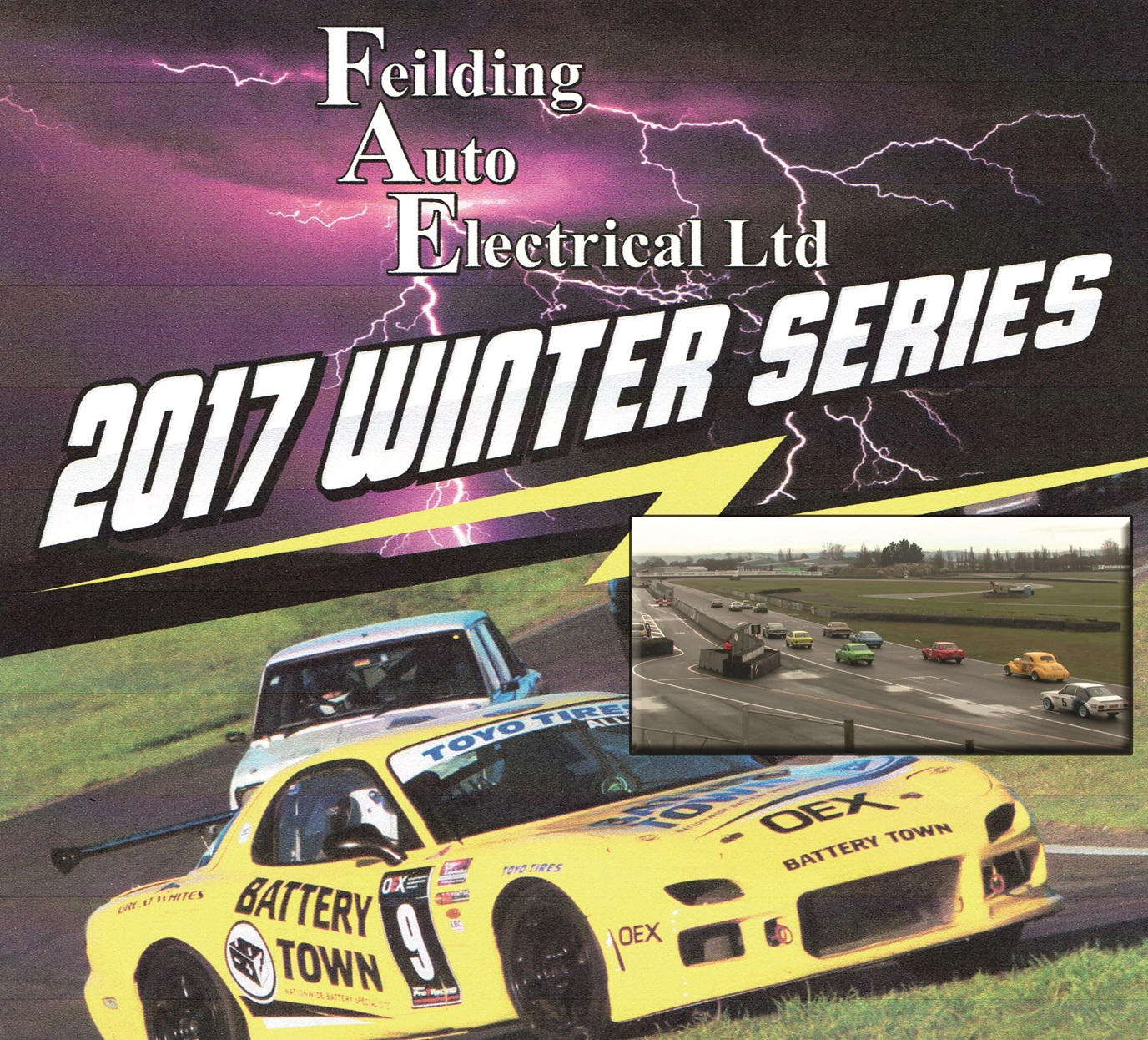 Feilding Auto Electrical Winter Series Round 4 FINAL