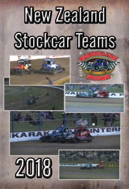 2017 NZ Stockcar Teams DVD
