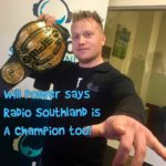 SPW Champion Will Power loves Access Radio